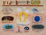 Jim Torok - If I Just Believed in God, 2007, oil on panel, 37 x 48 inches.