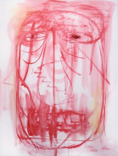 "Jim Torok, ""Trump,"" 2016, Acrylic on panel, 48 x 36 inches"
