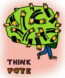 "Charles Yuen - ""Think Vote"""