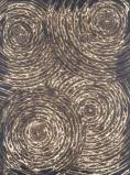Art Stars - 2004, Paper and Tar on Polycarbonate Panel, 78 x 60 incehs