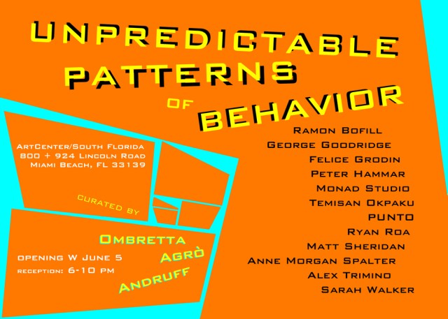 Unpredictable Patterns