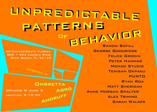 Unpredictable Patterns - no description
