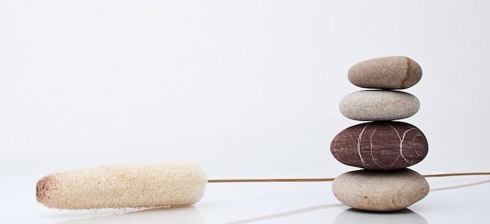 Zen Stones Piedras zen - Phoyo by bibygeek - http://flic.kr/p/arKbPt