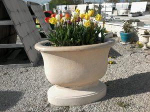vasques de jardin en pierre