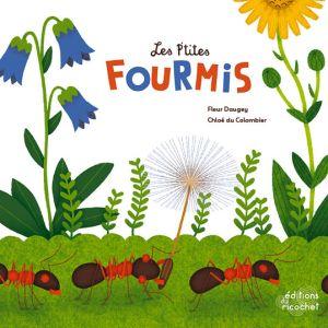Ptites fourmis_couv2020_editions_du_ricochet