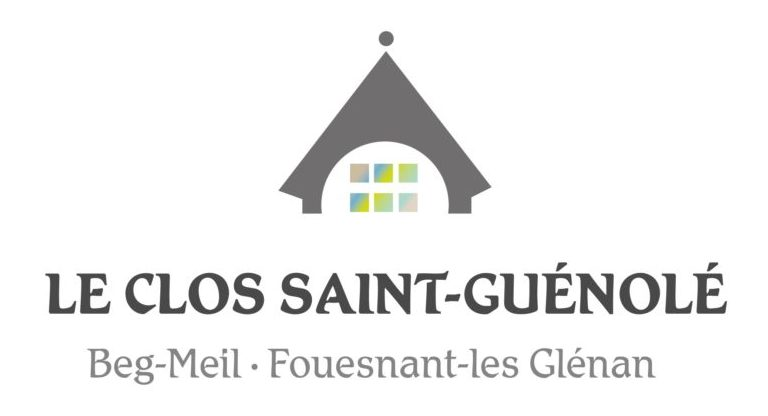 Logo de la résidence neuve Le Clos Saint Guénolé à Beg-Meil