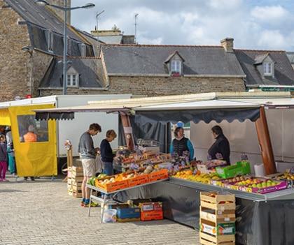 Marché de Fouesnant