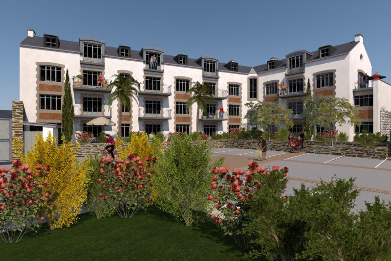 Programme immobilier Jules Ferry quimper
