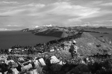 Isla del Sol, Lac Titcaca
