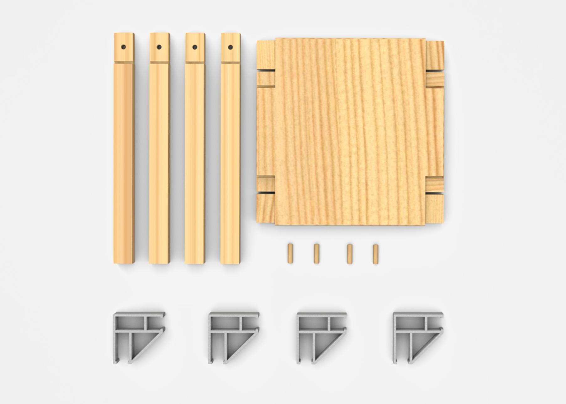 extrusion furnitures