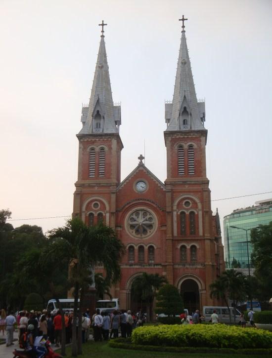 Cathédrale Notre Dame de Saigon