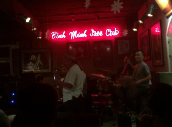 Binh Minh Jazz Club Hanoi