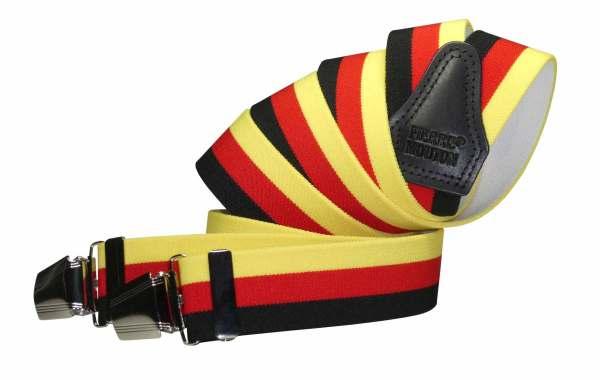 Duitse vlag bretel