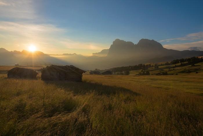 Seiser Alm, Dolomites en Italie | Paysages diurnes © Pierre ROLIN - Photographe Nancy - Lorraine / Grand Est