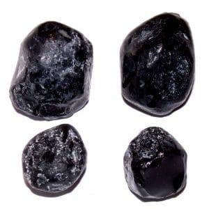 Obsidiennes larme d'apache
