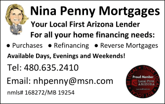 Nina Penny Mortgages