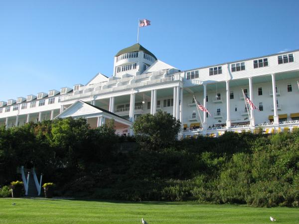 The Grand Hotel Mackinac Island