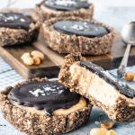 Vegan Peanut Butter Tarts