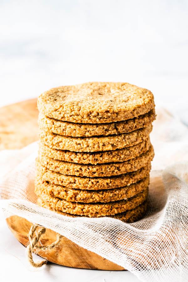 Vegan Cookie Sandwiches