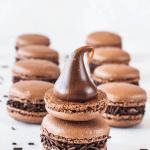 Brigadeiro Macarons