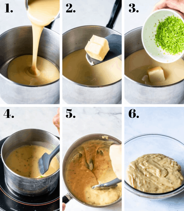 step by step pictures on how to make brigadeiros