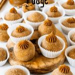 Dulce de Leche Fudge (Churros Truffles)