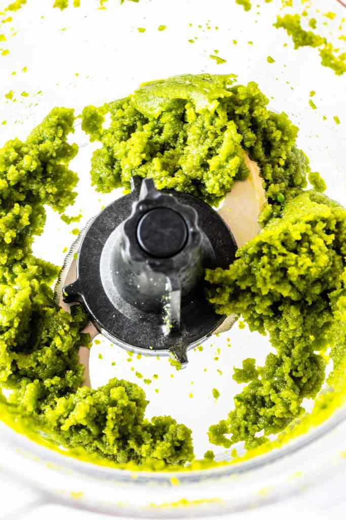 How to make pistachio paste