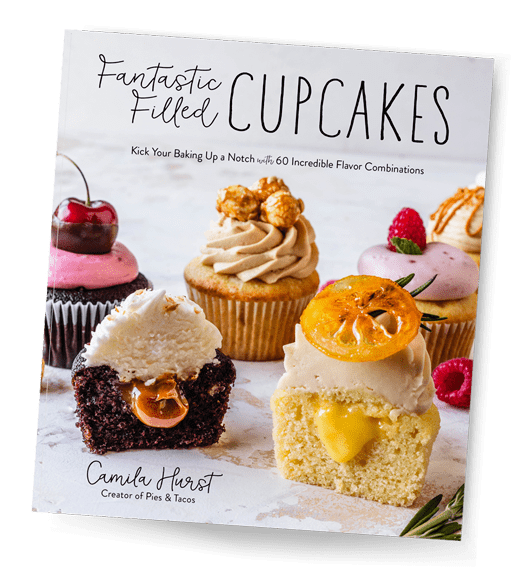 Fantastic Filled Cupcakes Cookbook