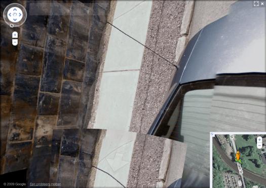 Streetview wordt Airview