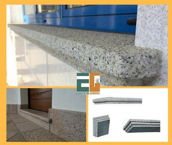 Soglie e davanzali in granito elementi indispensabili per - Soglie per finestre ...