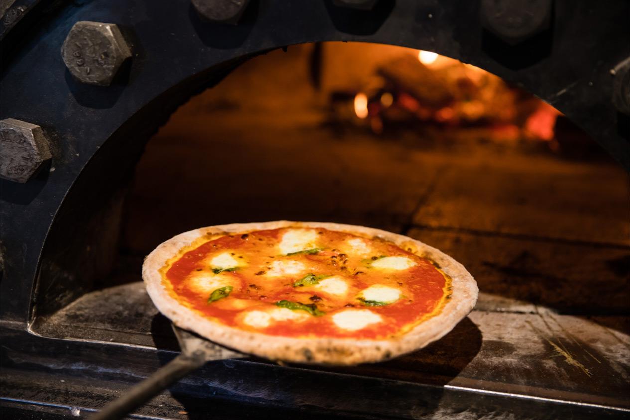 Olivigna Restaurant Stone Oven Pizza