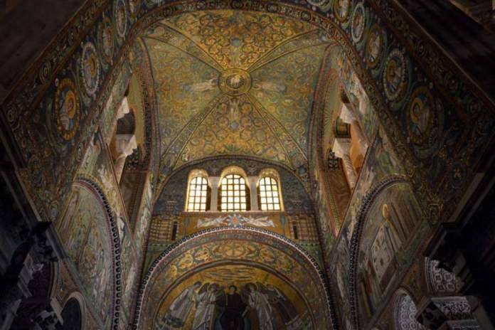ravenna mosaici basilica san vitale