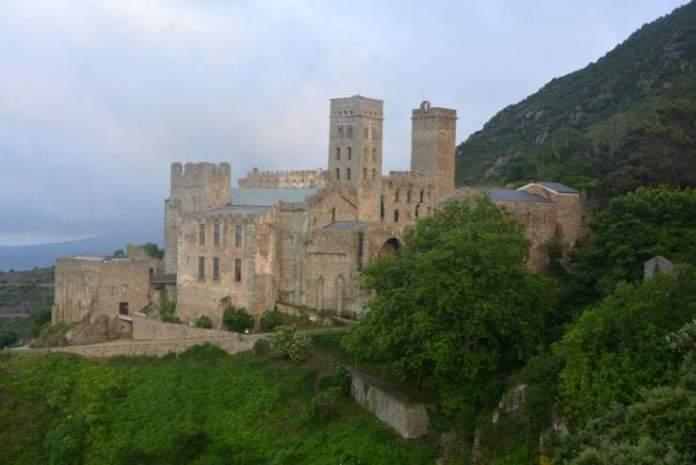 monastero sant pere de rodes