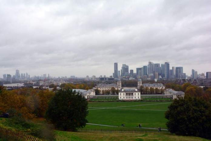 vista panorama greenwich