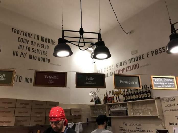 trapizzino roma mangiare
