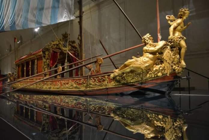 bucintoro savoia barca