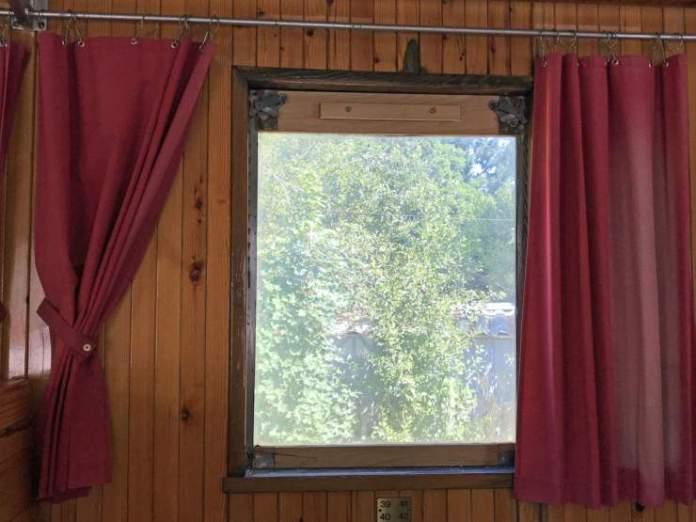 finestrino treno