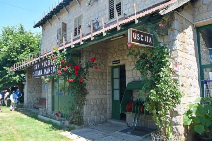stazione san nicola silvana mansio