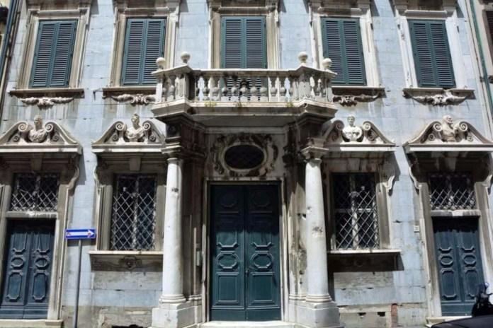 palazzo colonne marmo