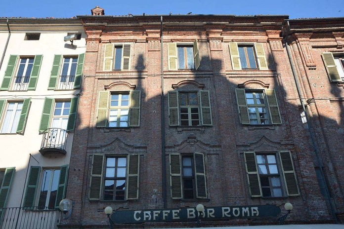 fossano caffè bar roma