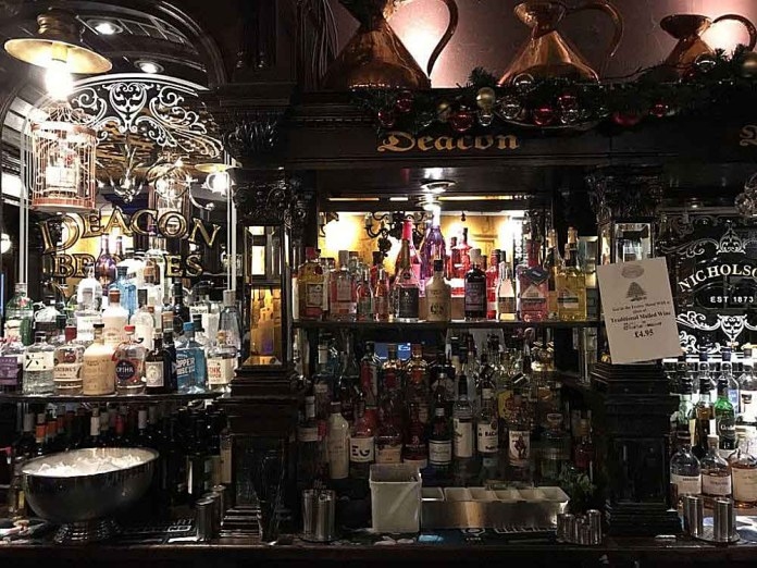 deacon brodies pub edimburgo