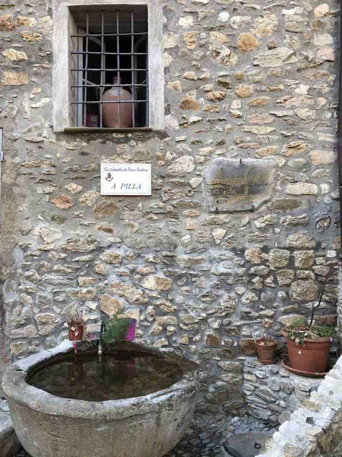 dettagli fontana