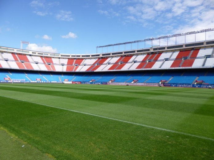 stadio calderon atletico madrid
