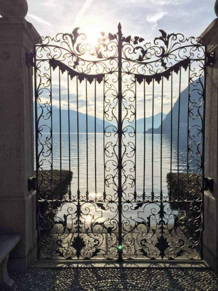cancello lago lugano