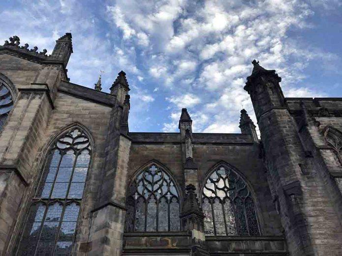 edimburgo un giorno cattedrale saint giles