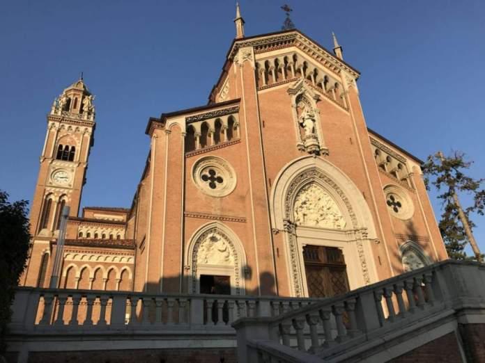 chiesa madonna neve