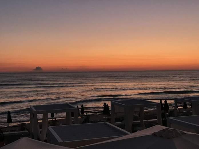 tramonto paradisino beach club