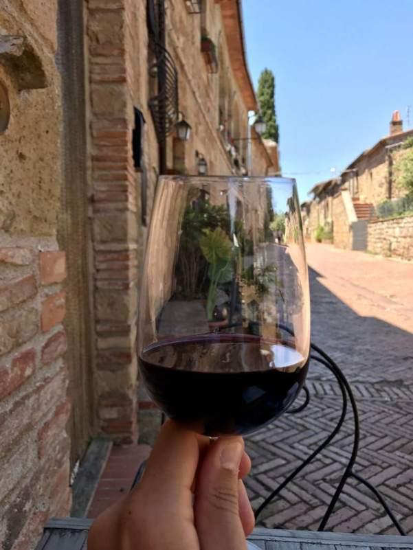 vino morellino scansano