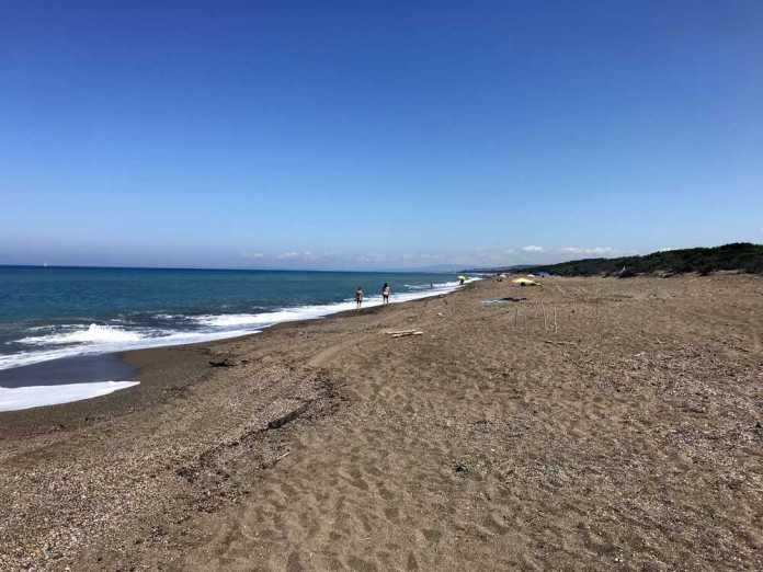 parco costiero rimigliano