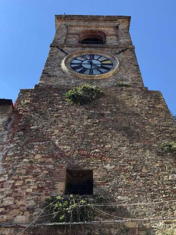 torre civica montescudaio